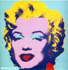 Marilyn1967 by Andy Warhol